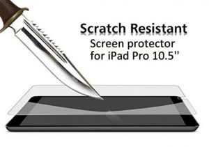 Omoton scretch resistance screen protector iPad pro 10.5 inch
