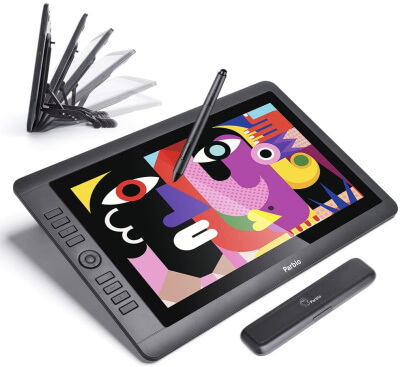 Parblo Coast16 Drawing Pad With Screen for Mac