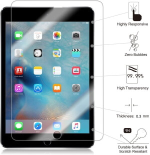 TANTEK iPad Pro 10.5'' Screen Protector