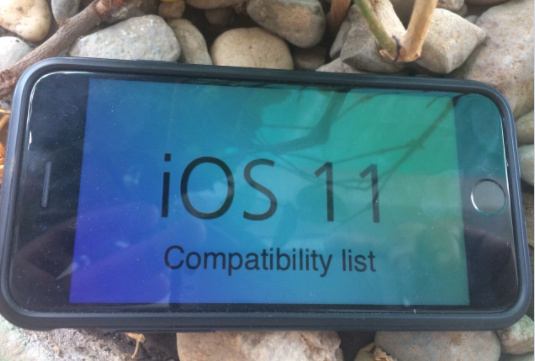 The iOS 11 Compatibility List Get Supported iPhone, iPad, iPod
