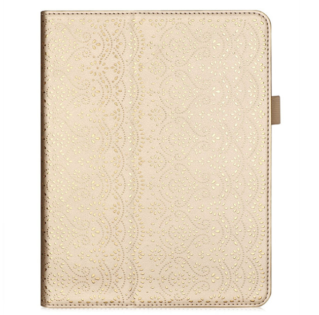 WWW iPad Pro 10.5 PU leather textured Case