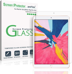 amFilm iPad Pro 10.5 Screen Protector