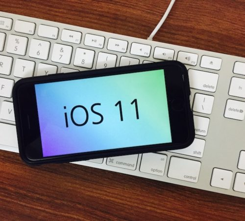 iOS 11 Features List