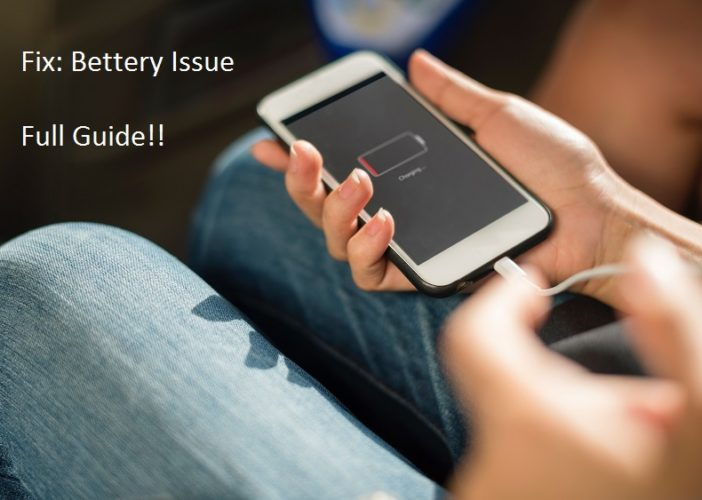 1 Fix iPhone Battery Drain and Won't Charge on iPhone and iPad in iOS 11