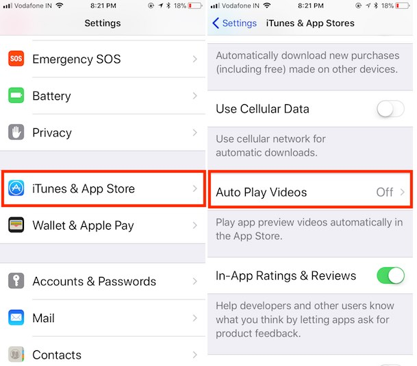 iOS 13/12/iOS 12 4 Reduce Mobile Data Usage on iPhone XS Max