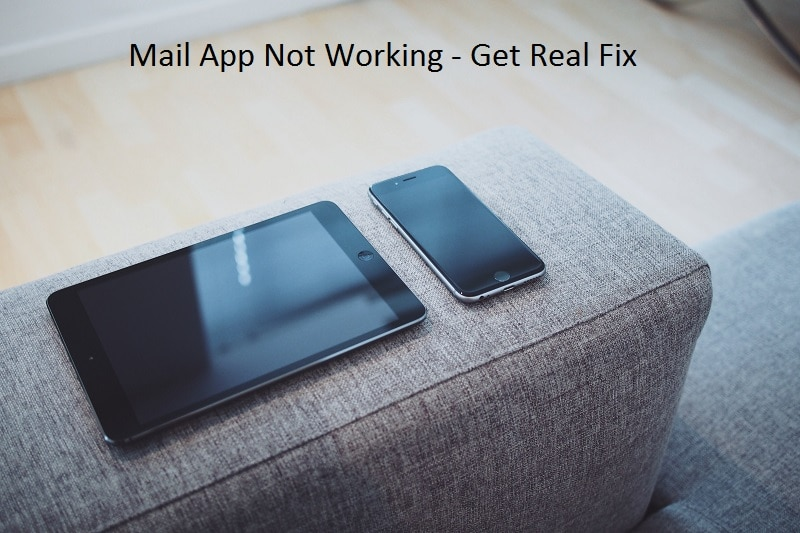 8 Mail app not working on iPhone and iPad with iOS 11