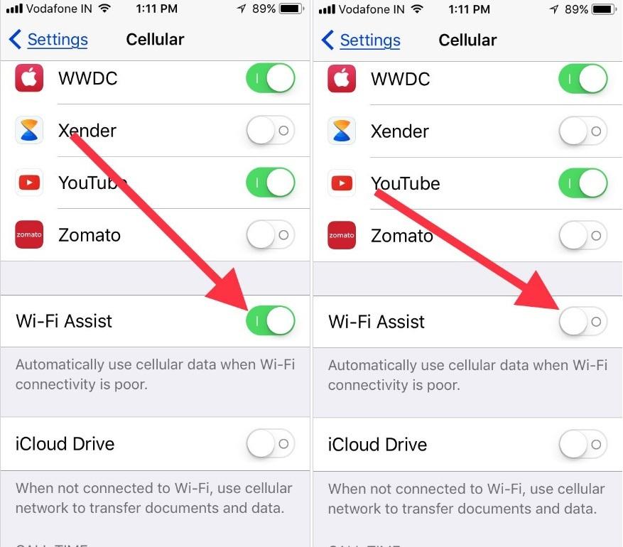 Wi-Fi Not Working iOS 13/12/iOS 12 4 on iPhone X/8/8 Plus/7