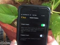 How to Disable Enable Dark Mode iOS 11 on iPhone and iPad