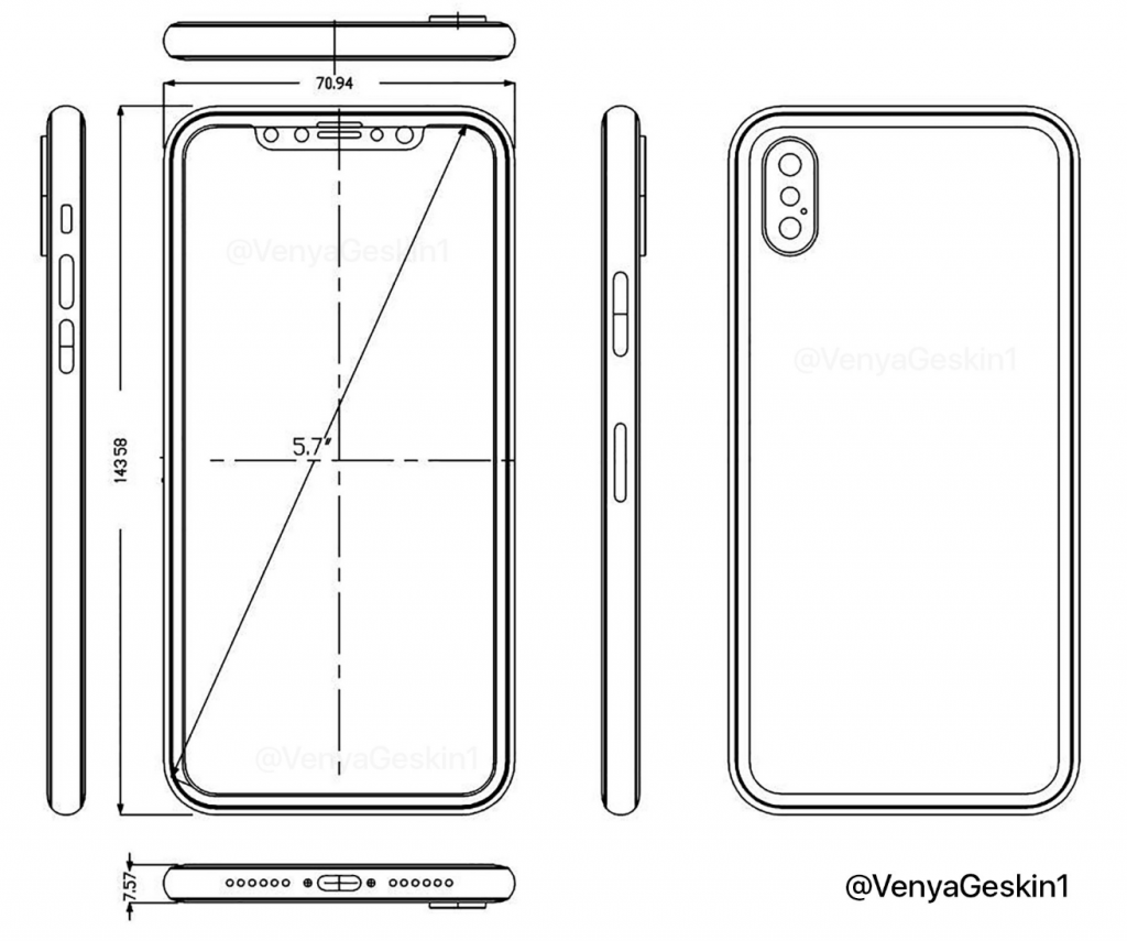 iPhone 8 dimensions and Cases