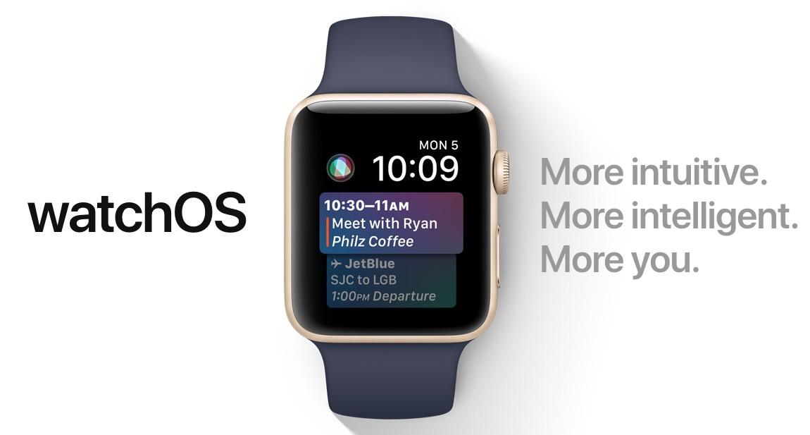1 WatchOS 4 Features