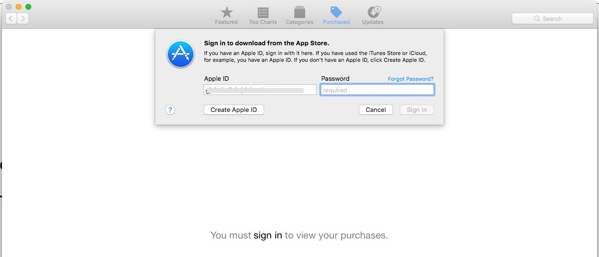10 Mac App Store Re-Download app on Mac