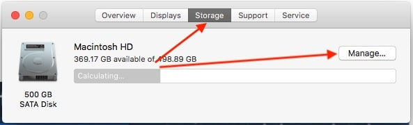 60 Manage Storage on Mac