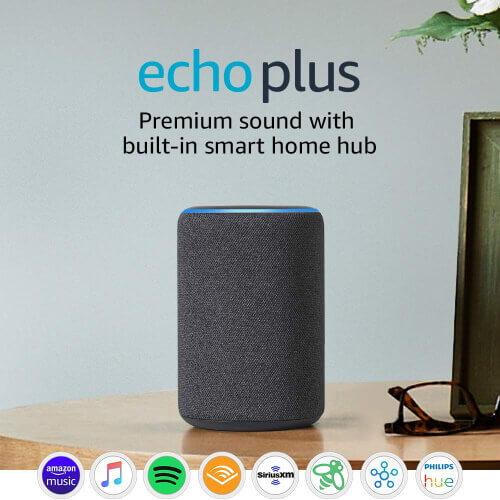 Echo Plus (2nd Gen) HomePod Alternative 2020