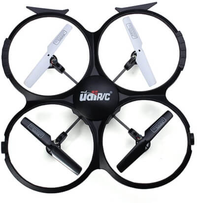 Force1 UDI U818A Wifi FPV Drone Controlled