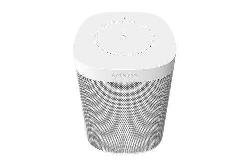 Sonos One (Gen 2) Smart Speaker