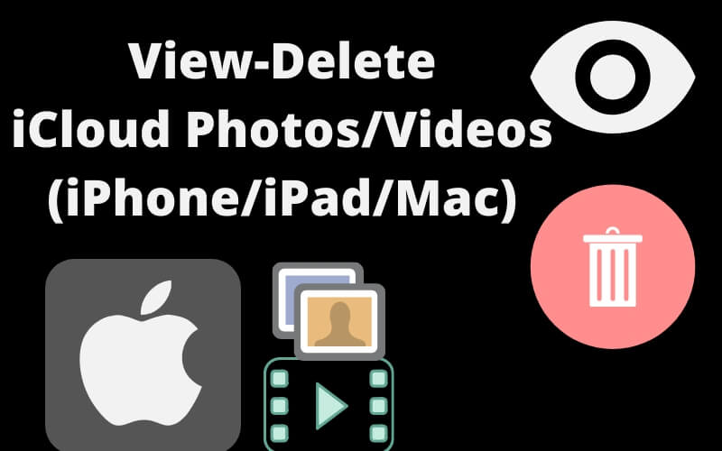 View-Delete iCloud Photos (iPhone_iPad_Mac)