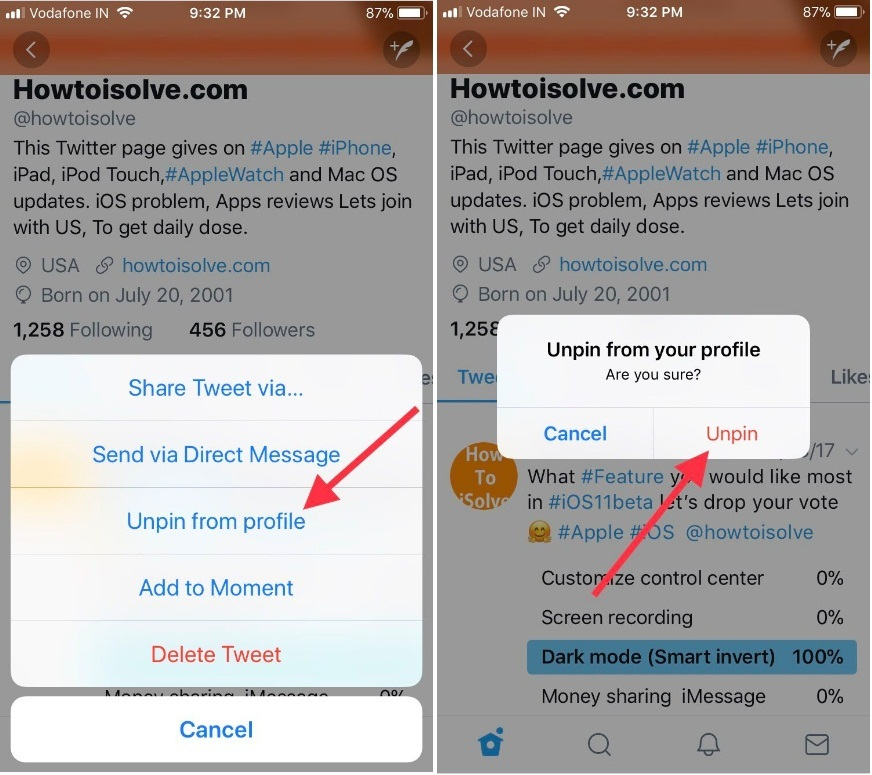 How to Pin a Tweet on iPhone Twitter App: Tip for iOS Twitter