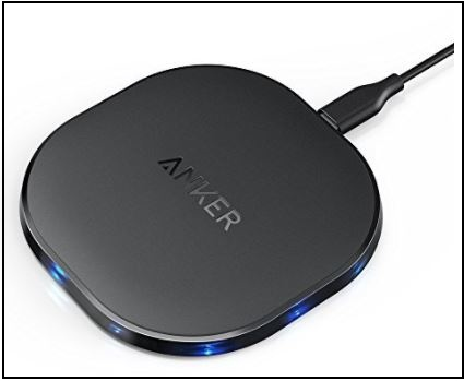 1 Anker Wireless Charger for iPhone 8 and iPhone 8 Plus