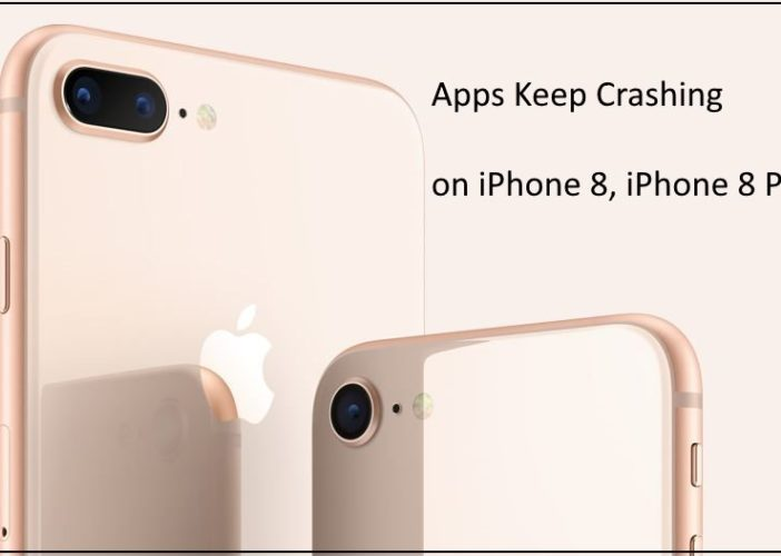 1 Apps keeps crashing on iPhone 8 iPhone 8 Plus and iPhone X