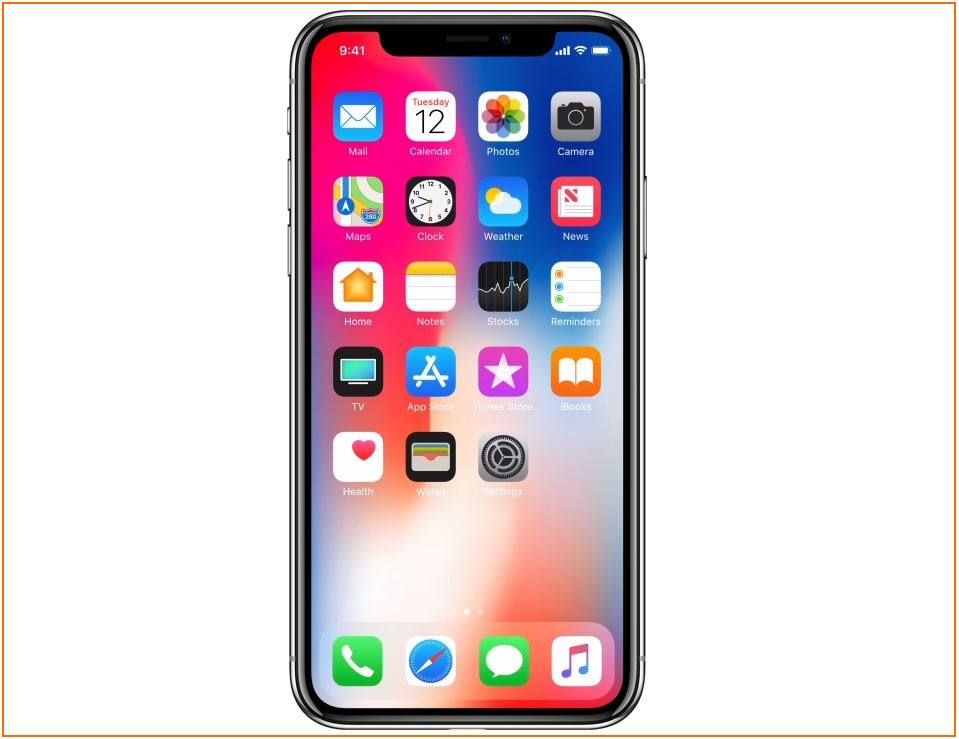 1 Unlocked iPhone X price in USA, UK, India,