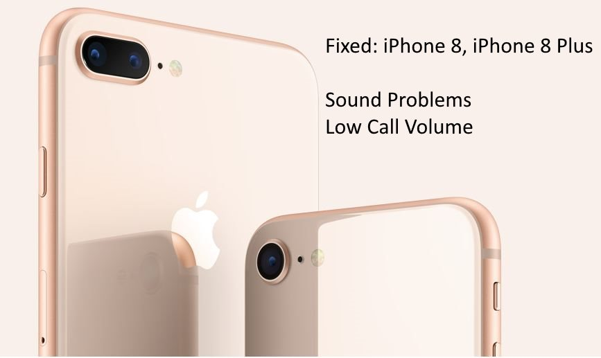 iphone ear speaker low solved low call volume on iphone x iphone 8 8 plus 15249