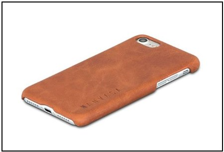 11 KANVASA Leather case for iPhone 8 Luxury Pouch case