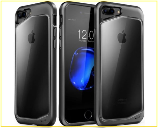 3 Protective iPhone 8 Plus Bumper case in Deals
