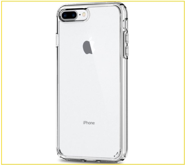 clear protective iphone 8 plus case