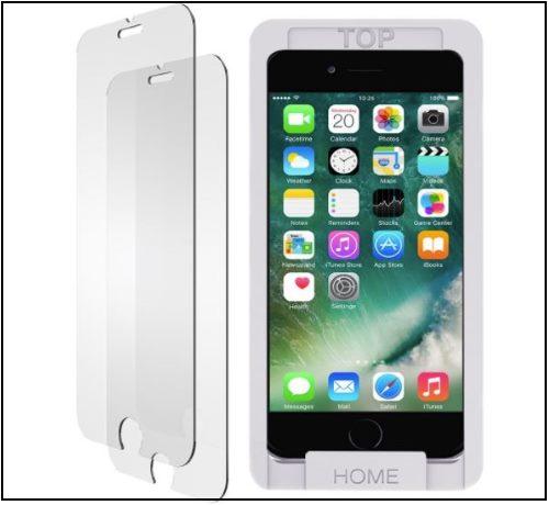 4 Trianium Tempered iPhone 8 Screen Protector