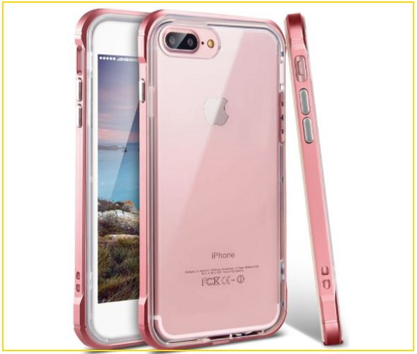 6 Ansiwee iPhone 8 Plus bumper case