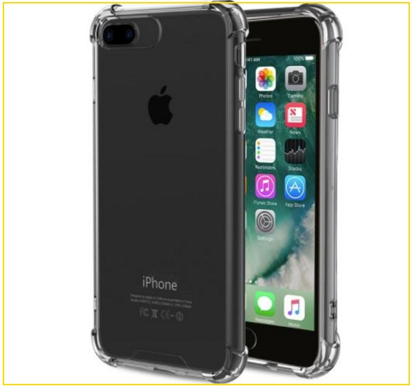 7 Best iPhone 8 Bumper case by Moko