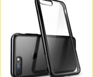 7 iBlason iPhone 8 Plus Bumper Clear case
