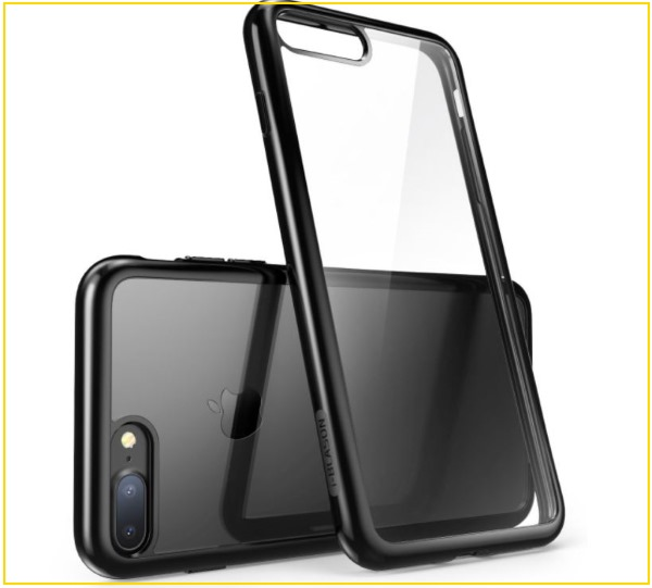 best service fcdff 627ae Best Clear iPhone 8 Plus Case List in 2019:Transparent, Protective ...