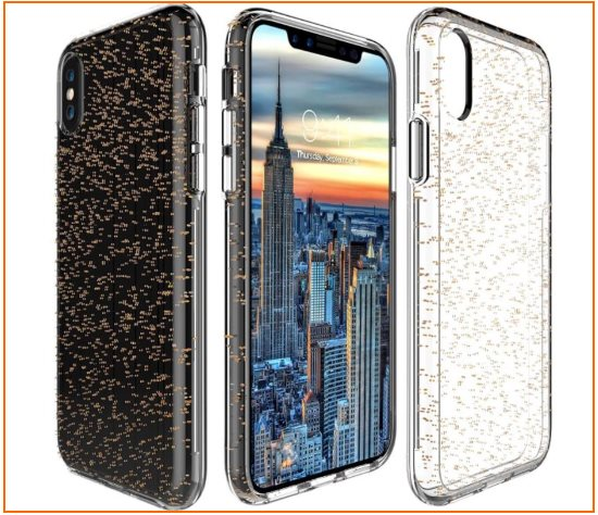 8 Luxury iPhone 8 Bumper case