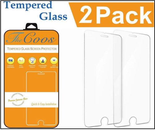 9 TheCoss Glass Protector for iPhone 8
