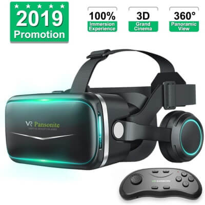 Best VR Headset by Pansonite