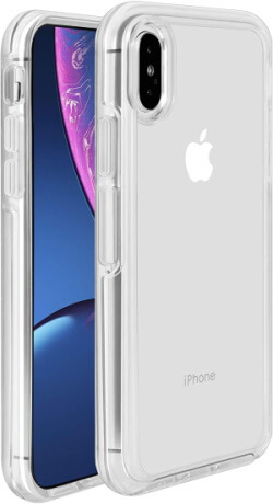 Krichit Crystal Clear thinnest Case for iPhone XS Max