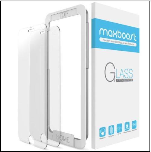 Защитное стекло Maxboost из закаленного стекла