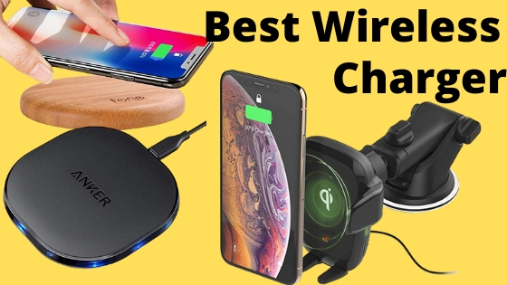 Top Best Wireless Charger for iPhone