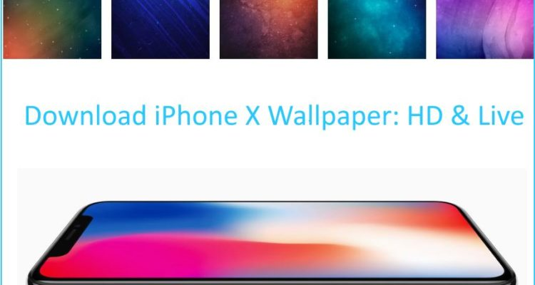 Download Live Wallpaper for iPhone X
