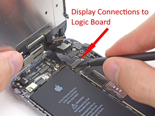 1 Fix loose Connection on Touch Screen on iPhone