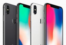 1 Pre-Order iPhone X online