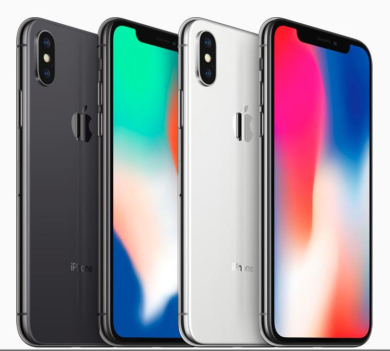 1 Pre-Order iPhone X online