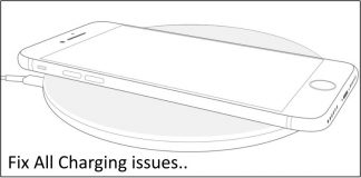 1 Wireless Charging pad and Fixes Wireless charging Stopped working