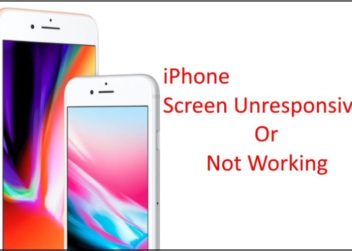 2 iPhone 8 touch Screen not working or unresponsive here's the fix