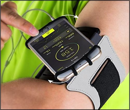 sports shoes 88bdb cd19a Best iPhone X Armbands you can buy – Comfortable on Big & Small arms