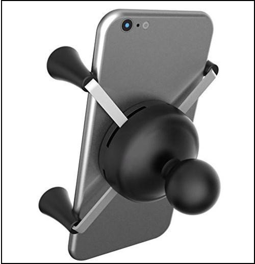 4 Cradle iPhone X Bike mount holder
