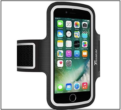 5 Trianium Armband for iPhone X
