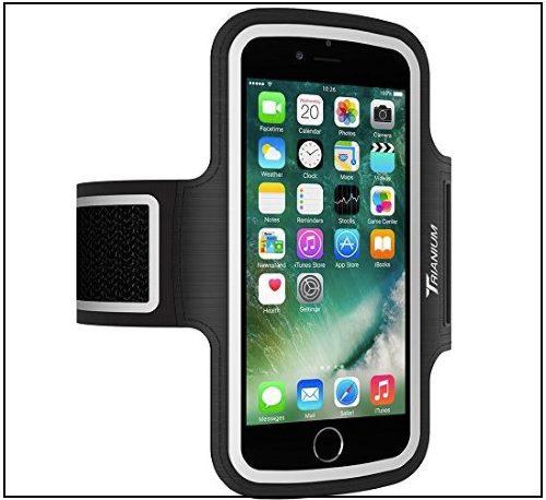 5 Trianium Armband for iPhone X