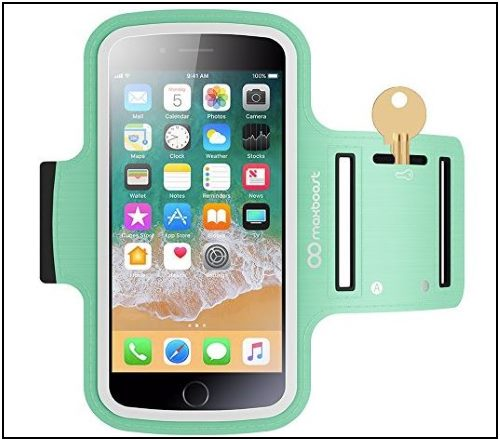 6 MaxBoost iPhone X running pouch